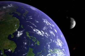 Ученые выяснили, как Луна «увеличила» день на Земле