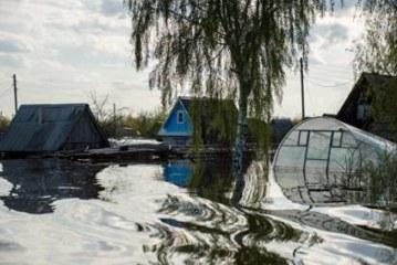 В Тюменской области более 50 домов остаются подтопленными