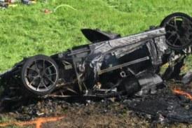 Экс-ведущий Top Gear попал в страшную аварию