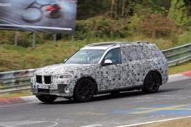 Самый большой BMW: немцы уже тестируют новый X7