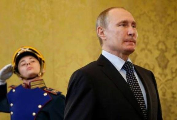 В Кремле выбрали приоритетный сценарий выдвижения Путина в президенты