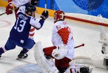 Россия проиграла Канаде и вылетела с чемпионата мира